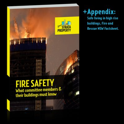 Fire Safety eBook cover
