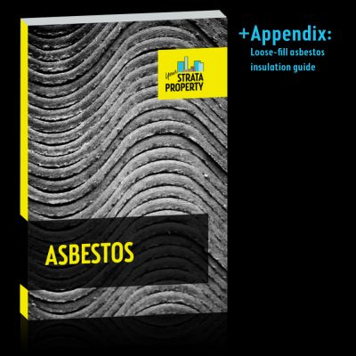 Asbestos eBook cover