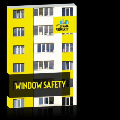 Window Safety eBook cover