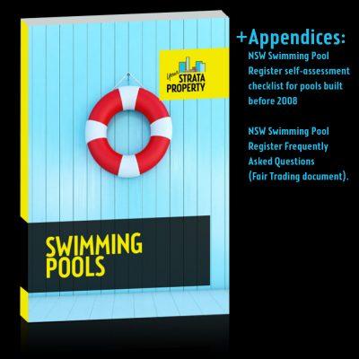 Swimming Pools eBook cover