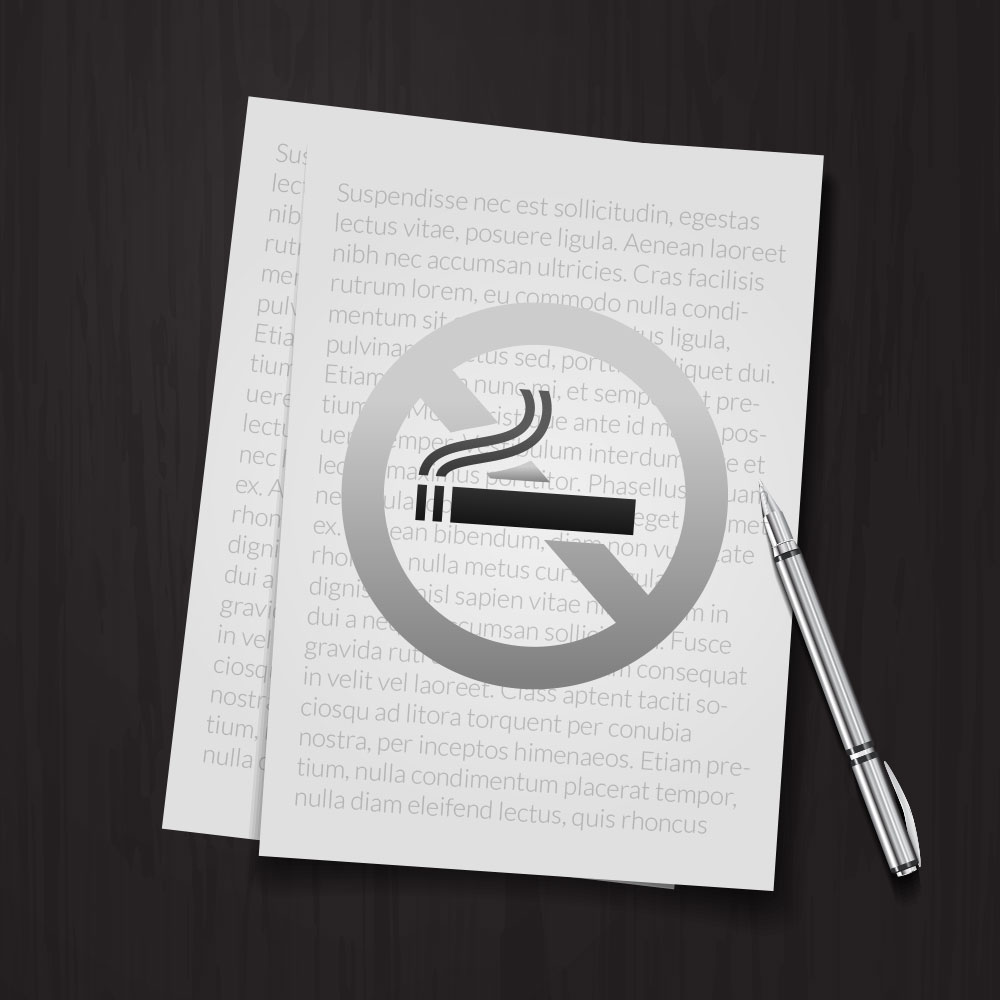 No smoking by-law template | Your Strata Property